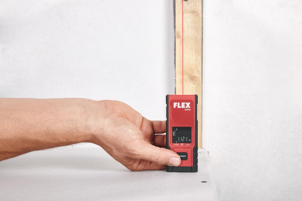 Adm entfernungsmesser laser flex